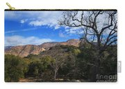 Santa Ynez Valley Carry-all Pouch