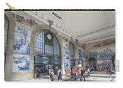 Sao Bento Railway Station Porto Portugal Carry-all Pouch