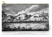 Saratoga: Encampment, 1777 Carry-all Pouch