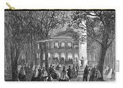 Saratoga Springs, 1865 Carry-all Pouch