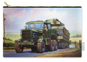 Scammell Explorer. Carry-all Pouch