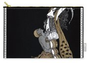 Scheherazade Carry-all Pouch by Georges Barbier