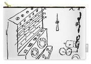 Schickard Calculator Carry-all Pouch