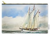 Historic Schooner Zodiac Carry-all Pouch