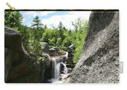 Screw Auger Falls At Grafton Notch State Park  Carry-all Pouch