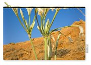 Sea Daffodil Carry-all Pouch