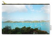 Sea Of Sailboats Carry-all Pouch