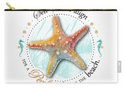 Sea Stars Align For A Perfect Day At The Beach Carry-all Pouch