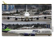 Seahawks 747 Carry-all Pouch