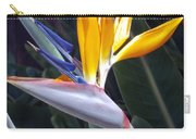 Seaport Bird Of Paradise Carry-all Pouch