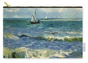 Seascape Near Les Saintes-maries-de-la-mer Carry-all Pouch
