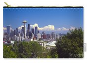Seattle City View Carry-all Pouch