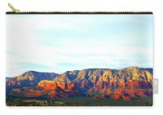 Sedona Sunset Carry-all Pouch