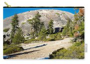 Sentinel Dome From Sentinel Dome Trail In Yosemite Np-ca  Carry-all Pouch