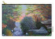 September Reverie Carry-all Pouch by Alys Caviness-Gober