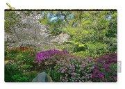 Serene Garden Carry-all Pouch