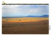 Serengeti Landscape Carry-all Pouch