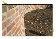 Serpentine Wall University Of Virginia Carry-all Pouch
