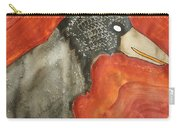 Shaman Original Painting Carry-all Pouch