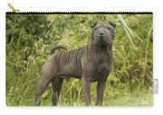 Shar Pei Dog Carry-all Pouch
