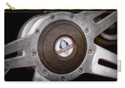 Shelby Cobra Steering Wheel Emblem Carry-all Pouch