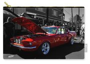 Shelby Gt 500 Mustang Carry-all Pouch