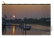 Sunset Life On Shem Creek  Carry-all Pouch