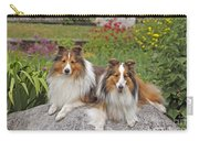 Shetland Sheepdogs Carry-all Pouch