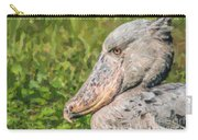 Shoebill Balaeniceps Rex Uganda Africa Carry-all Pouch