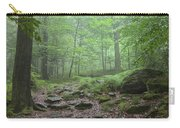 Silence Of The Forest Carry-all Pouch