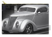 Silver Ford Carry-all Pouch