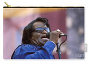 Singer James Brown Carry-all Pouch