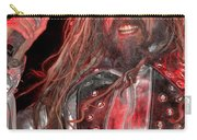 Singer Rob Zombie Carry-all Pouch