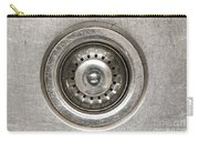 Sink Plug Carry-all Pouch by Tim Hester