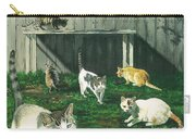 Six Cats Carry-all Pouch
