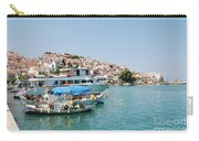 Skopelos Harbour Greece Carry-all Pouch
