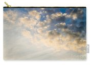 Sky With Clouds Carry-all Pouch