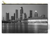 Skyline Of Tampa Along Waterfront Carry-all Pouch