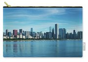 Skylines At The Waterfront, Lake Carry-all Pouch