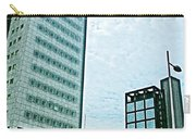 Skyscrapers In Leeuwarden-netherlands  Carry-all Pouch