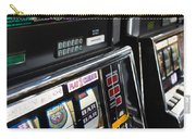 Slot Machines At An Airport, Mccarran Carry-all Pouch