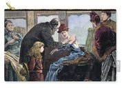 Smallpox Vaccination, 1885 Carry-all Pouch