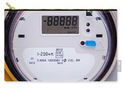 Smart Grid Residential Digital Power Supply Meter Carry-all Pouch