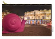 Snails Attack Milan Carry-all Pouch