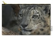 Snow Leopard 14 Carry-all Pouch