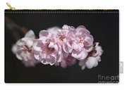 Soft Pink Blossom Carry-all Pouch