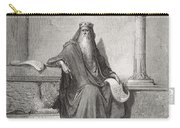 Solomon Carry-all Pouch by Gustave Dore