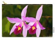 Sophronitis Orchid Carry-all Pouch