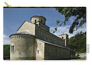 Sopocani Monastery Carry-all Pouch