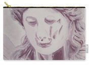 Sorrow - Triptych Panel 1 Carry-all Pouch